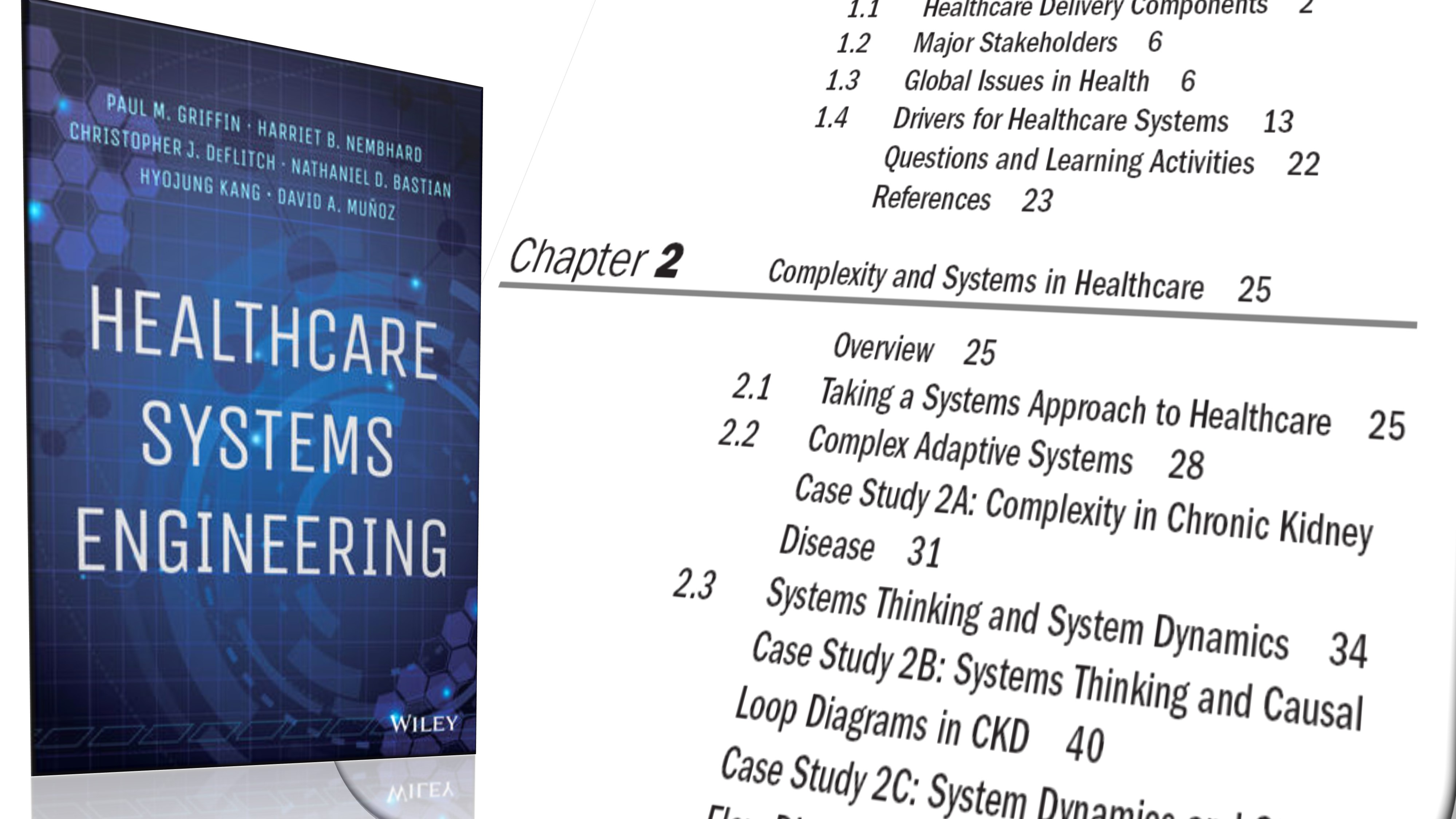 Dr  Nembhard has co-authored a new book on healthcare delivery