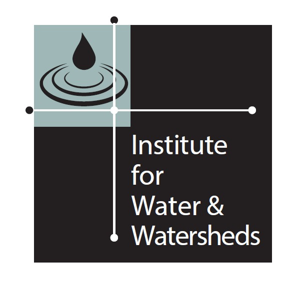 Institute for Water and Watersheds Logo
