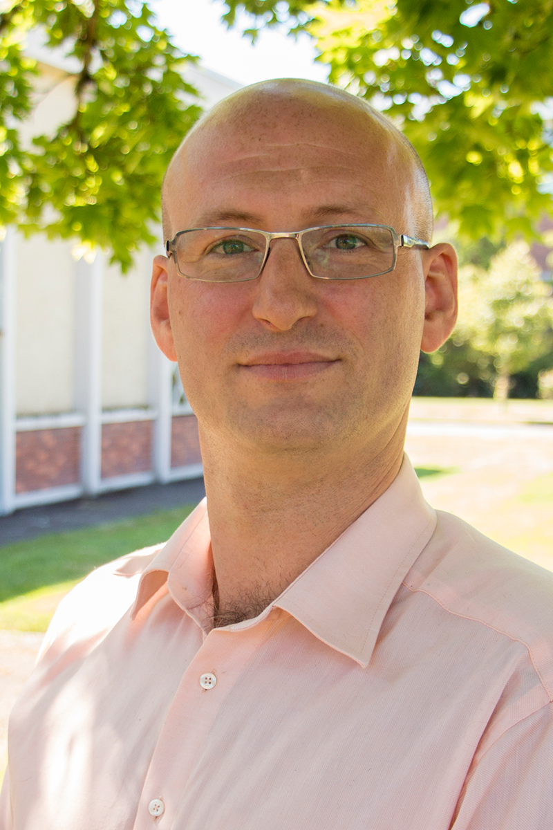 Research Faculty Guillaume Mignot