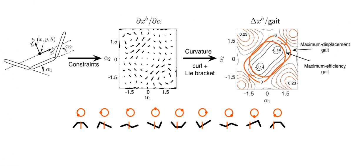 Geometric Mechanics View of Locomotion