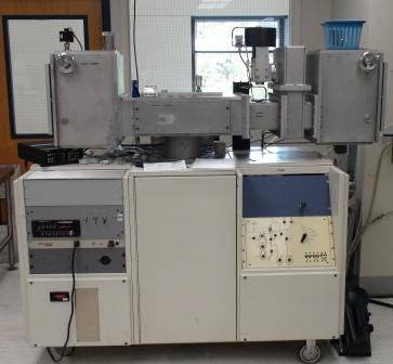 CPA radio frequency sputter deposition system in Owen cleanroom